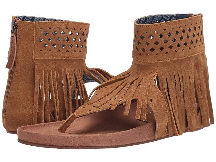 #HeatWave  Shoes (Camel Suede) Women's Shoes