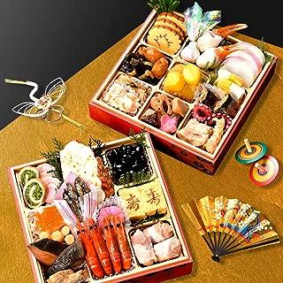小樽きたいち 海鮮おせち 潮 6.5寸二段重 全28品 (12月30日(月))
