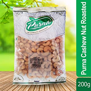 Purna Cashew Nut Roasted 200gm