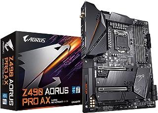 GIGABYTE Z490 AORUS PRO AX マザーボード ATX [Intel Z490チップセット搭載] MB4933