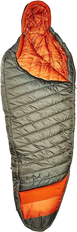 Kelty Tuck 0 Degree Thermapro Ultra Long Left Handed Zippers