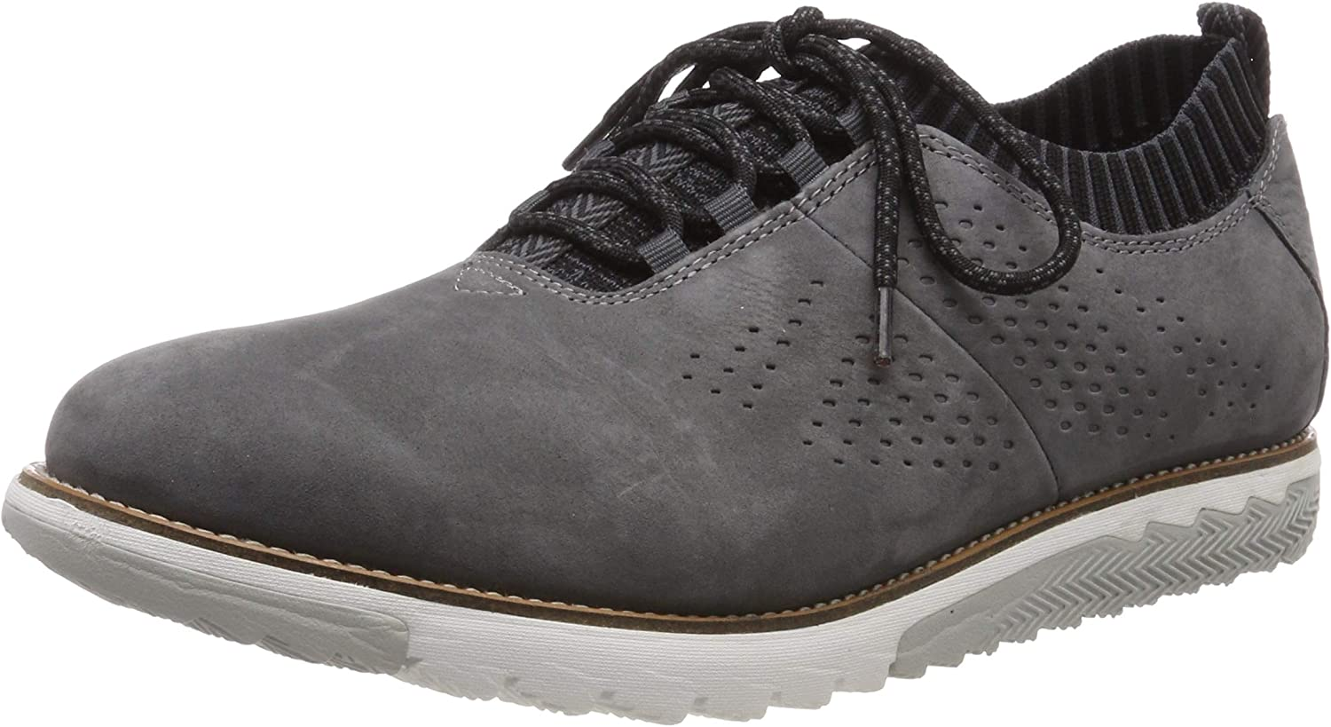 Hush Puppies Ranking TOP19 Men's Oxford Indianapolis Mall Knit Expert