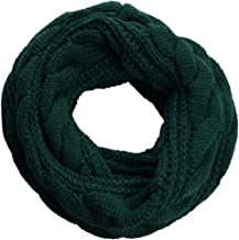 Best forest green infinity scarf Reviews
