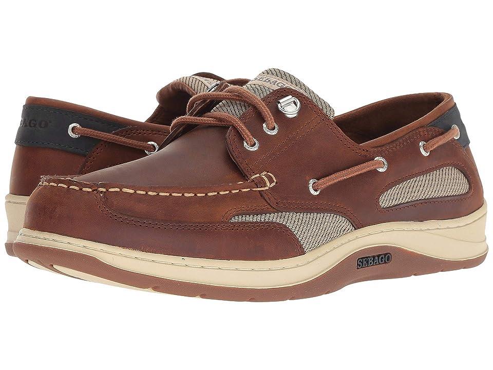 Sebago Clovehitch II (Brown Cinammon) Men's Shoes