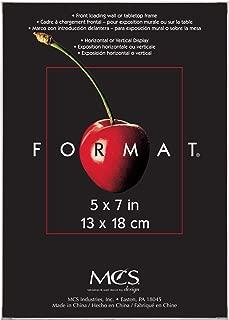 MCS 5x7 Inch Format Frame, White (12440)