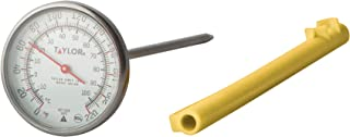 Taylor Precision Products Anti-Microbiale Instant Read Thermometer (Extra Grote Wijzerplaat)