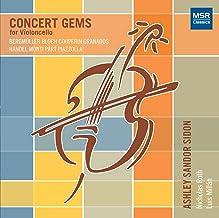 Concert Gems for Violoncello