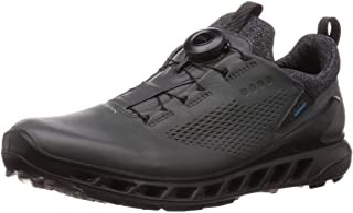 حذاء الجولف الرجالي من ايكو Biom Cool Pro BOA Gore-TEX الهجين المقاوم للماء