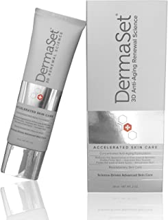 DermaSet Anti-Aging 3D Renewal Cream - Clinically Tested and Hypoallergenic Formula