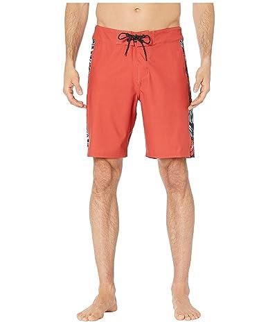 Salty Crew Sandbar Boardshorts (Red) Men