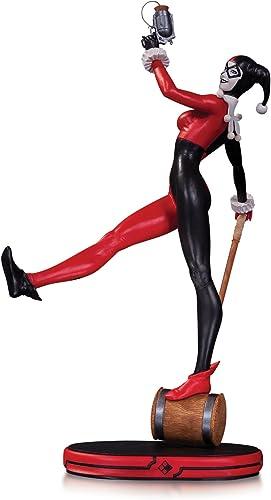 DC Comics Cover mädchen Harley Quinn Statue