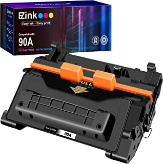 E-Z Ink (TM) Compatible Toner Cartridge Replacement for HP 90A CE390A 90X CE390X (Black, 1 Pack)