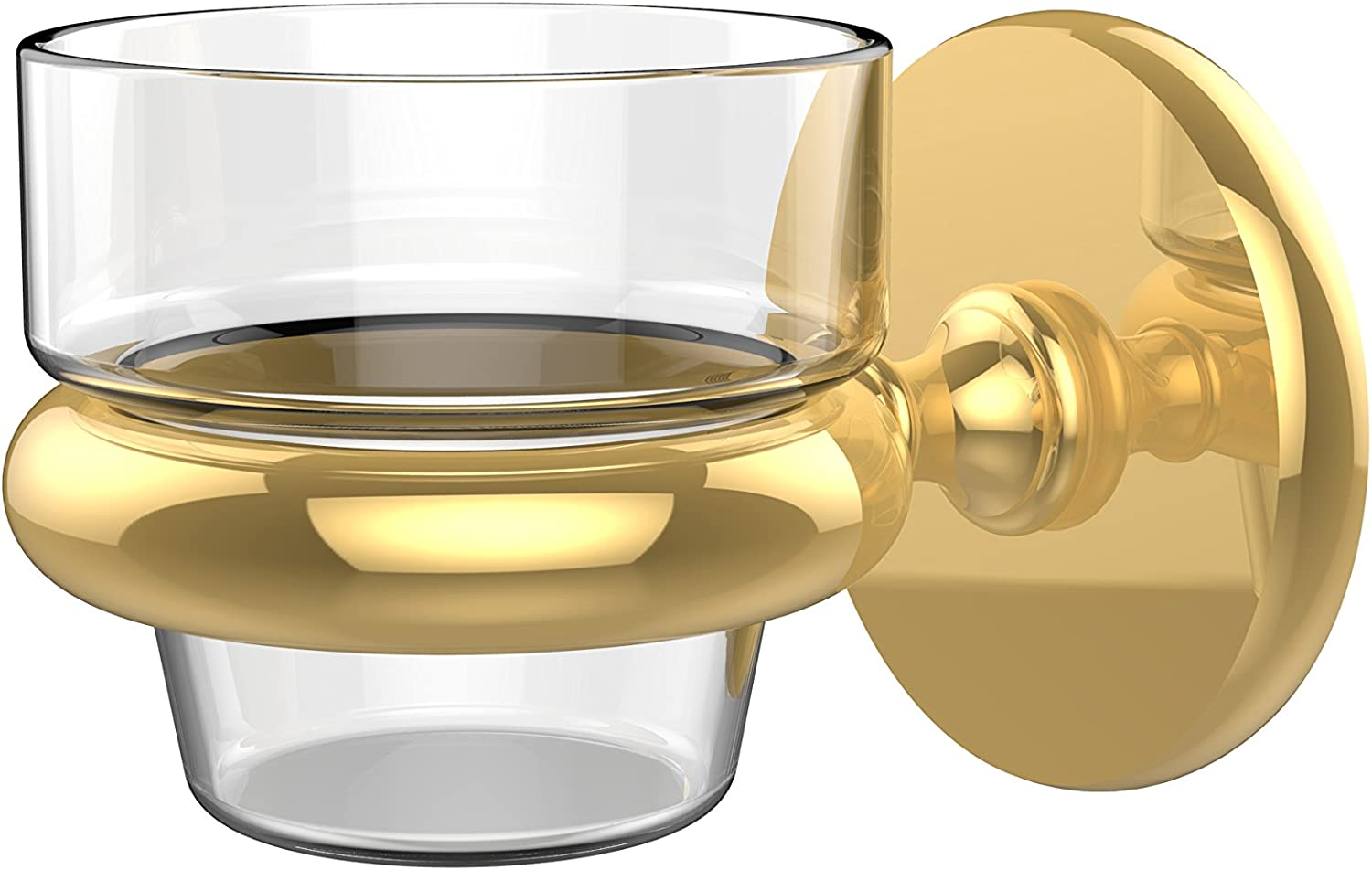 Allied Brass P1064-PB Wall Mounted Votive Candle Holder, Polished Brass
