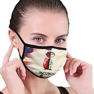 ELEANORSIMPSON Incubus Mask Reusable Face Mask Gift