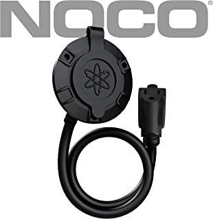 NOCO GCP1 13 Amp 125V AC Port Plug Power Inlet with 16-Inch Integrated Extension Cord