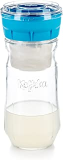 Kefirko Cheese Maker 1.4L - the Ideal Kit for Making Kefir Cheese at Home Easily - Blissful Blue