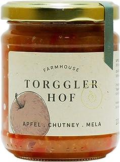 Torgglerhof Apfelchutney aus Südtirol, 200 ml, ART012