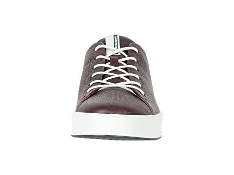 ECCO Soft 8 Sneaker Bordeaux Cow Leather Many Kinds Of Sale Online Best Wholesale Discount Visa Payment Best Seller Discount Cheap BlwiY