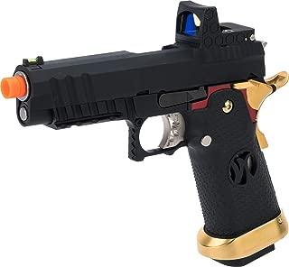 AW Custom Competitor Hi-CAPA Gas Blowback Airsoft Pistol