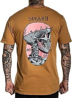 Sullen Men's Multyara Skull Short Sleeve T Shirt