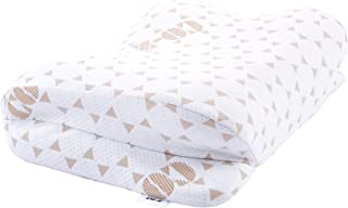 CO-Z Orthopedic Memory Foam Pillow for Sleeping   Ergonomic Pillow for Side, Back, and Stomach Sleeper Neck and Back Pain ...