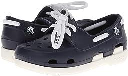 Beach Line Boat Shoe (Toddler/Little Kid)
