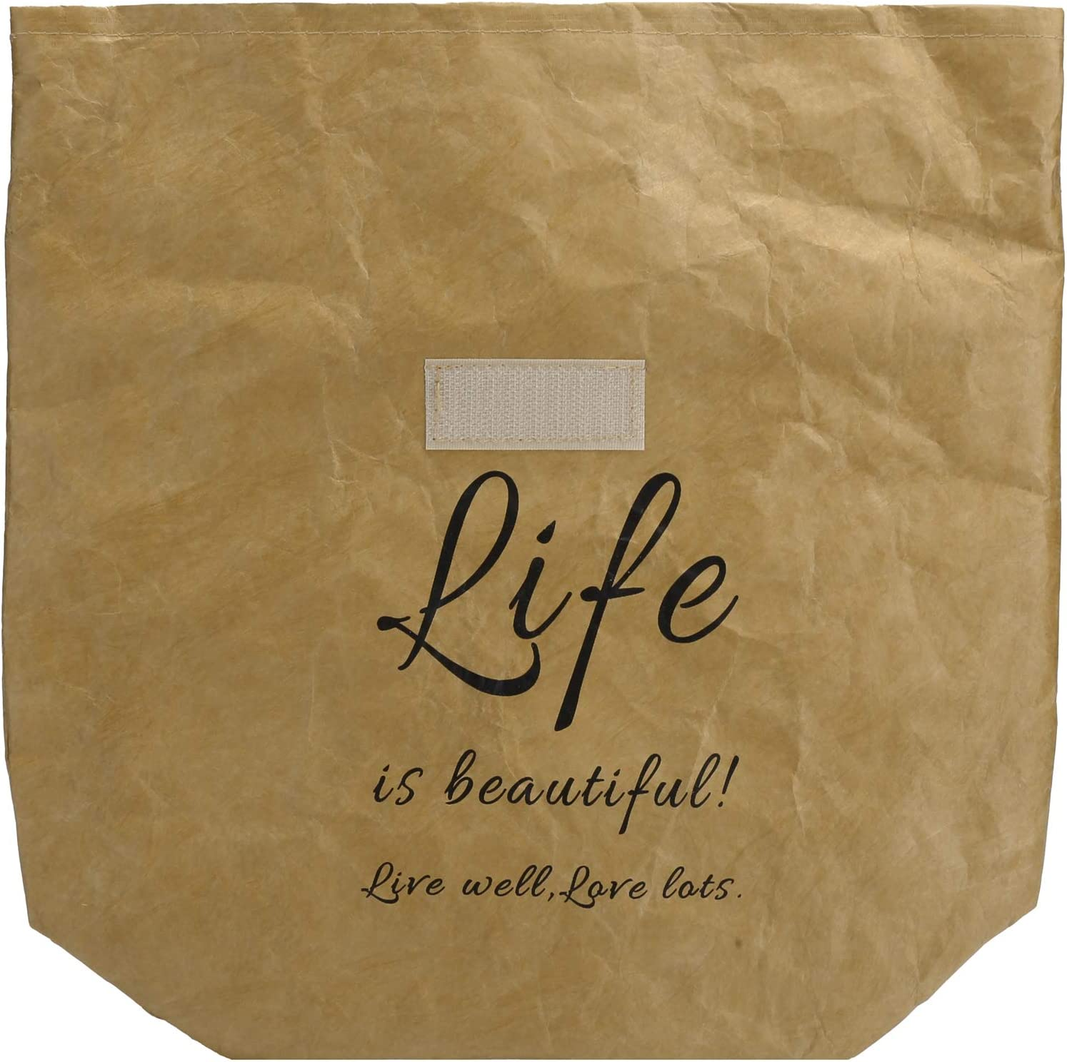 Kraft Paper Lunch Bag Reusable Paper Lunch Bags Reusable for Pac