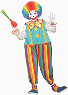Forum Novelties Child's Silly Circus Clown Costume, Small