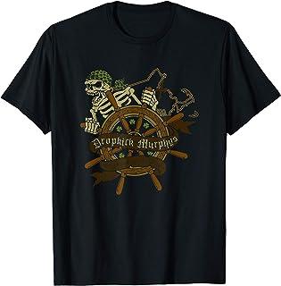 Dropkick Murphys Official Merch - Shipping Up To Boston T-Shirt