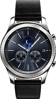 Samsung Gear S3 Classic Smart Watch - SM-R770 (Black & Silver - 8806088545646)