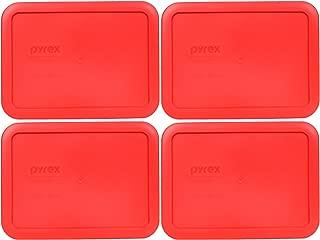 Best pyrex square lids Reviews