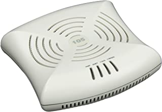 Aruba Networks Instant 105 Wireless Access Point, 802.11a/b/g/n, 2x2:2 Dual Radio, 300Mbps per radio, Integrated Antenna