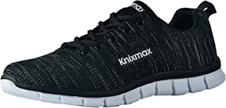 Knixmax Baskets Femme Chaussures Homme Chaussure de Sport Running Confortable Fitness Mode Sneakers Style Multicolore Resp...