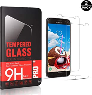 UNEXTATI 1 Pack Huawei Y6 2019 Screen Protector, HD 3D Touch Tempered Glass Film 9H Ultra Clear Tempered Glass for Huawei Y6 2019 Anti-Shatter