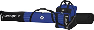 Samsonite Deluxe Ski and Boot Bag /2PC Set