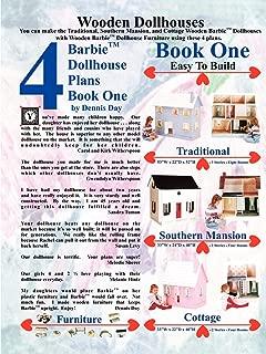 Best wooden dollhouse plans Reviews