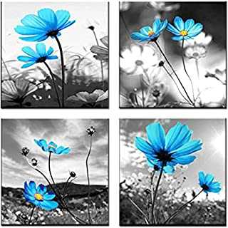 Details about  /3D Sky Flowers Sea 2 Framed Poster Home Decor Print Painting Art AJ WALLPAPER