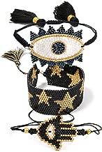 crochet evil eye