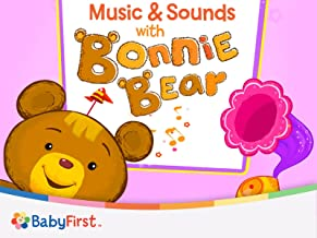 Music and Sounds with Bonnie Bear Series