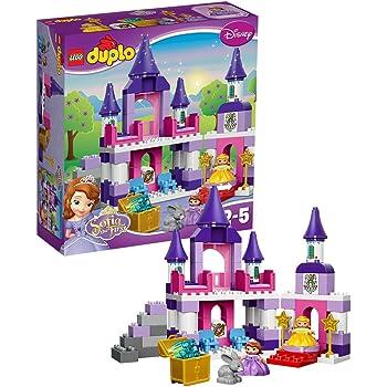 """レゴ (LEGO) デュプロ ちいさなプリンセス ソフィア """"王さまのおしろ"""" 10595 [並行輸入品]"""