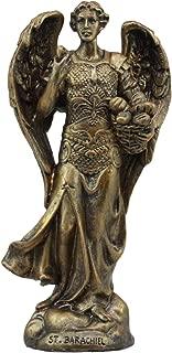 Ebros Bronzed Greek Orthodox Christian Church Archangel of The Angelic Council Statue 5