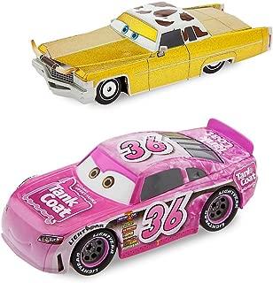 Disney Tex Dinoco and Reb Meeker Die Cast Car Set - Cars 3