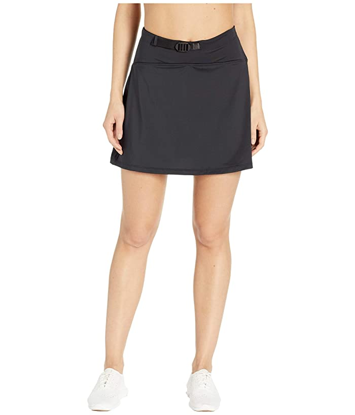 Skirt Sports Long Haul Compression Skirt (Black) Women