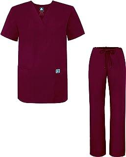 Adar Universal Medical Scrubs Set Medical Uniforms