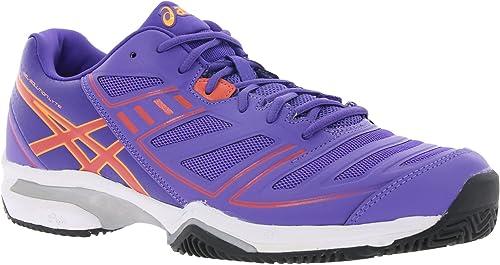 ASICS Chaussures de Course Gel-Solution Lyte 2 Clay Violet
