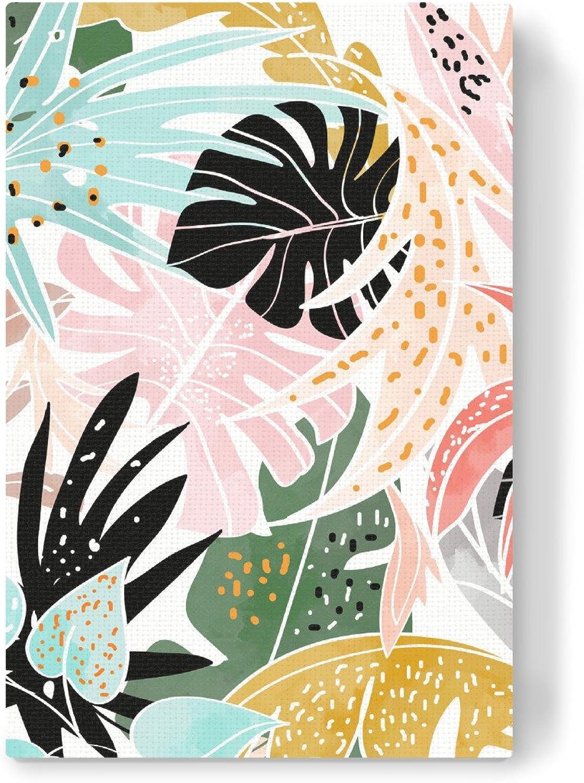 ArtboxONE ArtboxONE ArtboxONE Leinwand 150x100 cm Floral Veronica von Uma Gokhale B07CYLQBPX | Neu  e9b1ec