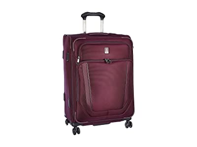 Travelpro 25 Crew Versapack Expandable Spinner Suiter (Perfect Plum) Luggage