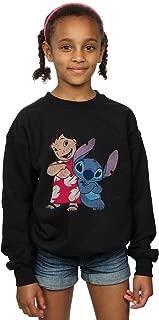 Disney Girls Lilo & Stitch Classic Lilo & Stitch Sweatshirt