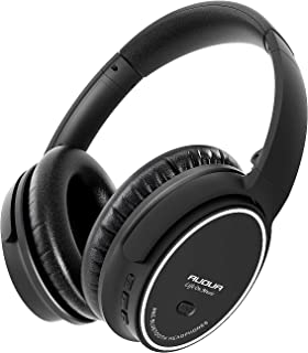 Sponsored Ad - Hybrid Active Noise Cancelling Headphones, Wireless Over Ear Bluetooth Headphones, 40H Playtime, Hi-Res Aud... photo