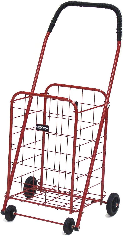 Easy Wheel Mini Load Runner, Red